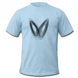 Chaos Theory T-Shirt light blue / S - LabRatGifts - 6
