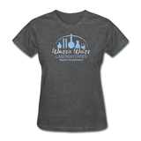 """Walter White Laboratories"" - Women's T-Shirt deep heather / S - LabRatGifts - 9"