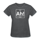 """Ah! The Element of Surprise"" - Women's T-Shirt deep heather / S - LabRatGifts - 9"