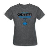 """World's Best Chemistry Teacher"" - Women's T-Shirt deep heather / S - LabRatGifts - 6"