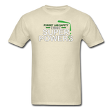 """Forget Lab Safety"" - Men's T-Shirt khaki / S - LabRatGifts - 13"