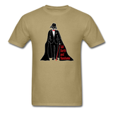 """Tall Darth and Handsome"" - Men's T-Shirt khaki / S - LabRatGifts - 10"