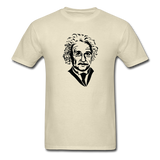 """Albert Einstein"" - Men's T-Shirt khaki / S - LabRatGifts - 11"