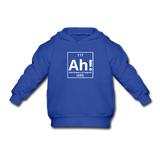 """Ah! The Element of Surprise"" - Toddler Sweatshirt royal blue / 2 Toddler - LabRatGifts - 5"