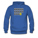"""Na Na Na Batmanium"" - Men's Sweatshirt royal blue / S - LabRatGifts - 11"