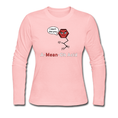 Women's Chemistry Long Sleeve T-Shirts