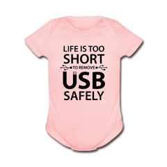 Baby Electrical Short Sleeve One Pieces