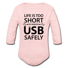 Baby Electrical Long Sleeve One Pieces