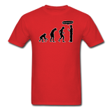 """Stop Following Me"" - Men's T-Shirt red / S - LabRatGifts - 8"