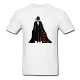 """Tall Darth and Handsome"" - Men's T-Shirt white / S - LabRatGifts - 20"