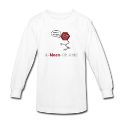 Kid's Chemistry Long Sleeve T-Shirts