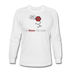 Men's Chemistry Long Sleeve T-Shirts