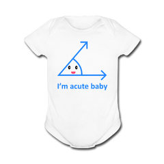 Baby Physics Short Sleeve One Pieces