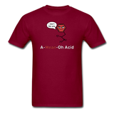 "Cute & Geeky ""A-Mean-Oh Acid"" Men's T-Shirt 