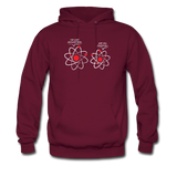 """I've Lost an Electron"" - Men's Sweatshirt burgundy / S - LabRatGifts - 5"