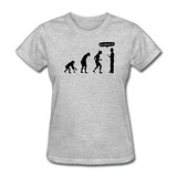 """Stop Following Me"" - Women's T-Shirt heather gray / S - LabRatGifts - 10"