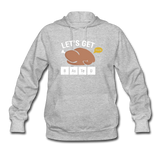 """Let's Get Basted"" - Women's Hoodie"