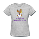 Women's T-Shirt heather gray / S - LabRatGifts - 4