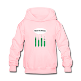 """Team Science"" - Kids' Sweatshirt pink / S - LabRatGifts - 3"