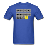 """Na Na Na Batmanium"" - Men's T-Shirt royal blue / S - LabRatGifts - 7"