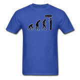 """Stop Following Me"" - Men's T-Shirt royal blue / S - LabRatGifts - 6"