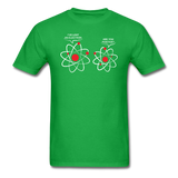 """I've Lost an Electron"" - Men's T-Shirt bright green / S - LabRatGifts - 7"