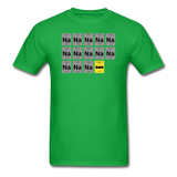 """Na Na Na Batmanium"" - Men's T-Shirt bright green / S - LabRatGifts - 8"
