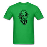 """Albert Einstein"" - Men's T-Shirt bright green / S - LabRatGifts - 9"