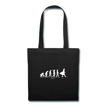 """Star Wars Evolution"" - Tote Bag black / One size - LabRatGifts - 1"