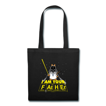 """I Am Your Father"" - Tote Bag black / One size - LabRatGifts - 1"