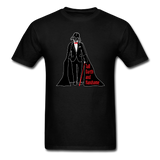 """Tall Darth and Handsome"" - Men's T-Shirt black / S - LabRatGifts - 4"
