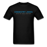 """Chemistry Jokes are so very Boron"" - Men's T-Shirt black / S - LabRatGifts - 10"