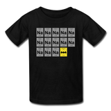 """Na Na Na Batmanium"" - Kids' T-Shirt black / XS - LabRatGifts - 1"