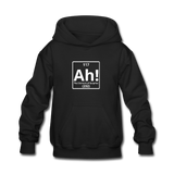 """Ah! The Element of Surprise"" - Kids' Sweatshirt black / S - LabRatGifts - 3"