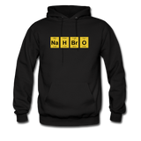 """NaH BrO"" - Men's Sweatshirt black / S - LabRatGifts - 1"