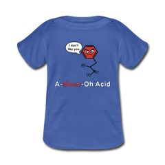 Baby Chemistry Lap Shoulder T-Shirts
