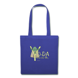 """Yo-Da One for Me"" - Tote Bag royalblue / One size - LabRatGifts - 7"