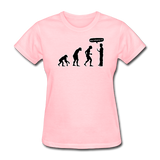 """Stop Following Me"" - Women's T-Shirt pink / S - LabRatGifts - 12"