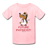 Kids' T-Shirt pink / XS - LabRatGifts - 1