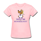 Women's T-Shirt pink / S - LabRatGifts - 7