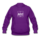 """Ah! The Element of Surprise"" - Women's Sweatshirt purple / S - LabRatGifts - 2"