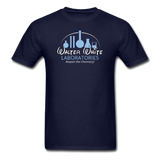 """Walter White Laboratories"" - Men's T-Shirt navy / S - LabRatGifts - 2"