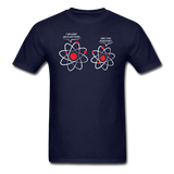 """I've Lost an Electron"" - Men's T-Shirt navy / S - LabRatGifts - 1"