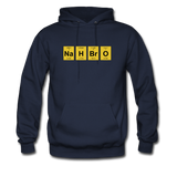 """NaH BrO"" - Men's Sweatshirt navy / S - LabRatGifts - 11"