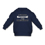 """I Found this Humerus"" - Toddler Sweatshirt navy / 2 Toddler - LabRatGifts - 1"