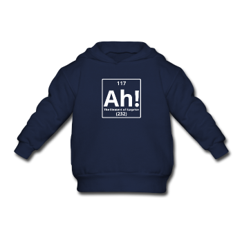 """Ah! The Element of Surprise"" - Toddler Sweatshirt navy / 2 Toddler - LabRatGifts - 1"