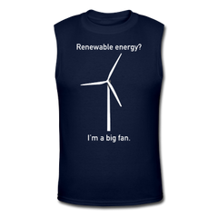 Men's Alternative Energy Muscle Shirts