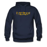 """Bazinga!"" - Men's Sweatshirt navy / S - LabRatGifts - 9"