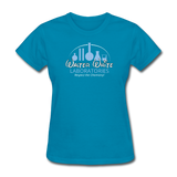 """Walter White Laboratories"" - Women's T-Shirt turquoise / S - LabRatGifts - 7"