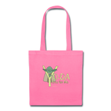"""Yo-Da One for Me"" - Tote Bag pink / One size - LabRatGifts - 4"